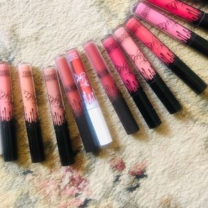 Kylie Cosmetics Makeup - (63) New Kylie Cosmetics Mega Bundle Of Lipsticks